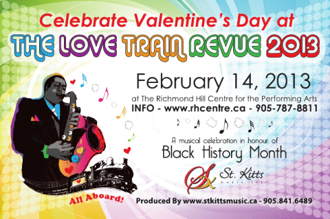 Love Train Revue