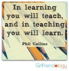 learn and teach