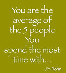 You are the average