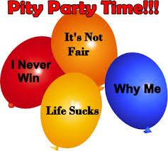pity timer