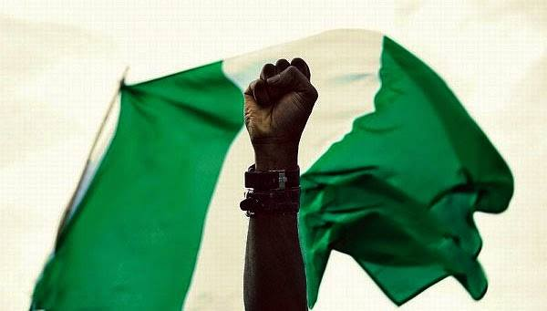 Nigeria Green White Green