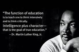 Education Quote Martin Luther King