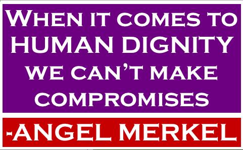 ANGEL MERKEL - QUOTES