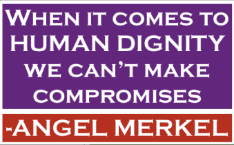 ANGEL MERKEL - QUOTES