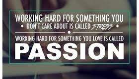 Passion and Stress