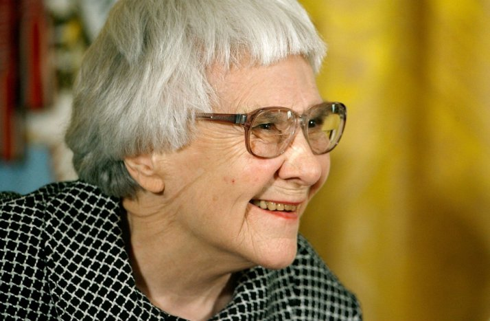 Harper Lee Older