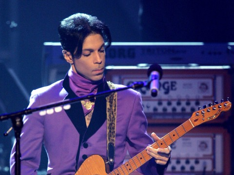 LOS ANGELES, CA - JUNE 27: Musician Prince performs onstage at the 2006 BET Awards at the Shrine Auditorium on June 27, 2006 in Los Angeles, California. (Photo by Frazer Harrison/Getty Images)