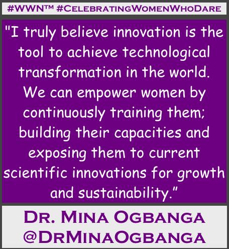 Dr. Mina Ogbanga